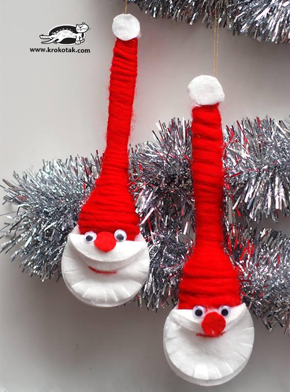 Babbo Natale Lavoretti.Lavoretti Di Natale